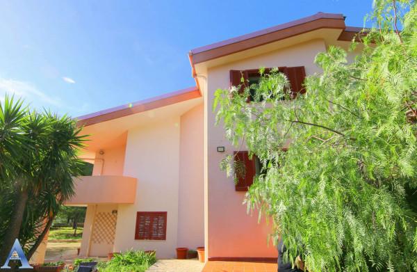 Villa in vendita a Statte, Montetermiti, Con giardino, 290 mq