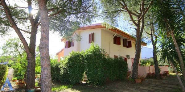 Villa in vendita a Statte, Montetermiti, Con giardino, 290 mq - Foto 28