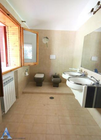 Villa in vendita a Statte, Montetermiti, Con giardino, 290 mq - Foto 11