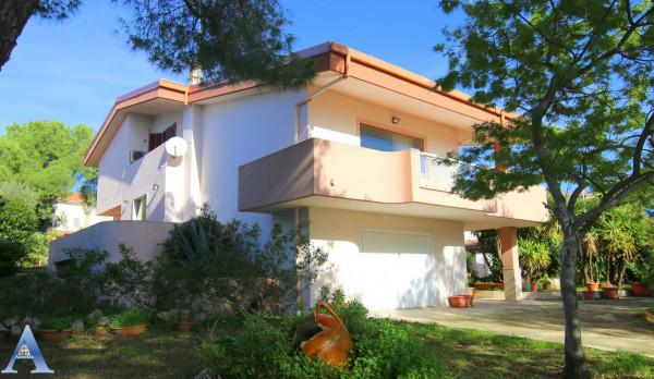Villa in vendita a Statte, Montetermiti, Con giardino, 290 mq - Foto 31