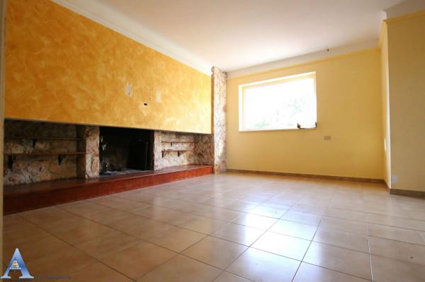 Villa in vendita a Statte, Montetermiti, Con giardino, 290 mq - Foto 20