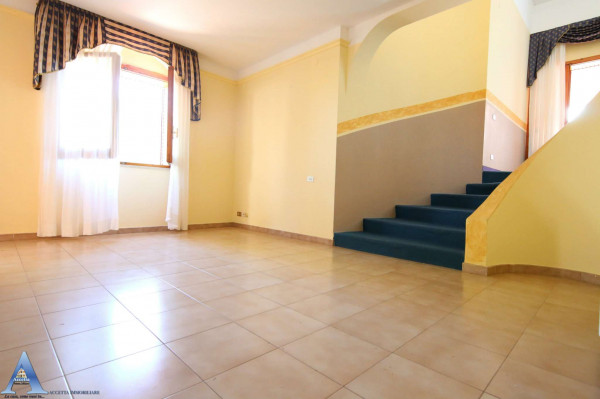 Villa in vendita a Statte, Montetermiti, Con giardino, 290 mq - Foto 24