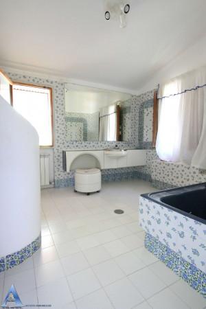Villa in vendita a Statte, Montetermiti, Con giardino, 290 mq - Foto 15