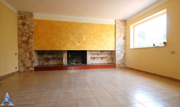 Villa in vendita a Statte, Montetermiti, Con giardino, 290 mq - Foto 19