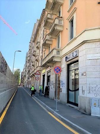 Negozio in affitto a Milano, Via Foppa