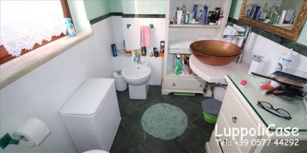 Appartamento in vendita a Murlo, Con giardino, 154 mq - Foto 9