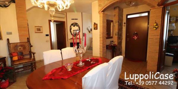 Appartamento in vendita a Murlo, Con giardino, 154 mq - Foto 7