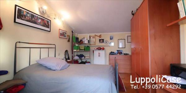 Appartamento in vendita a Murlo, Con giardino, 154 mq - Foto 12