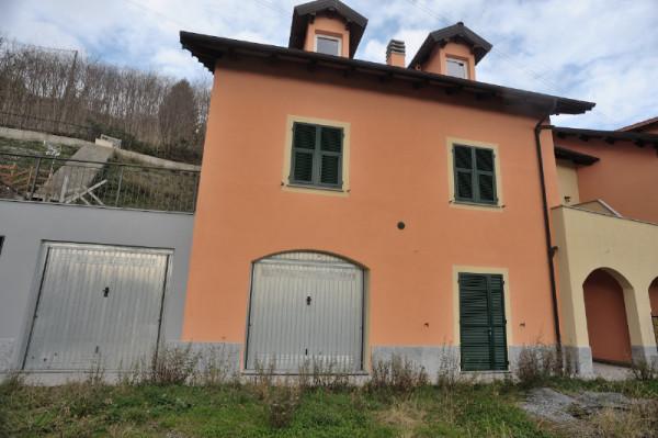 Villetta a schiera in vendita a Ceranesi, Gaiazza, Con giardino, 200 mq - Foto 44