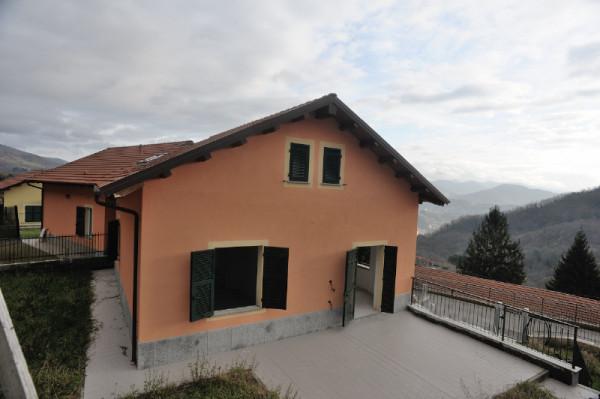Villetta a schiera in vendita a Ceranesi, Gaiazza, Con giardino, 200 mq - Foto 6
