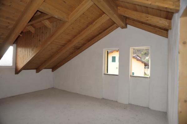 Villetta a schiera in vendita a Ceranesi, Gaiazza, Con giardino, 200 mq - Foto 11