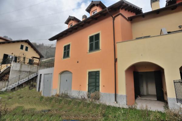 Villetta a schiera in vendita a Ceranesi, Gaiazza, Con giardino, 200 mq - Foto 43