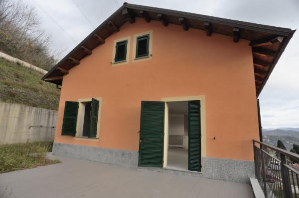 Villetta a schiera in vendita a Ceranesi, Gaiazza, Con giardino, 200 mq - Foto 37