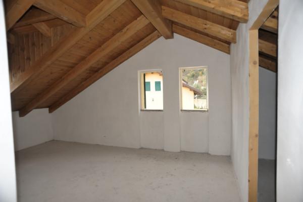 Villetta a schiera in vendita a Ceranesi, Gaiazza, Con giardino, 200 mq - Foto 12