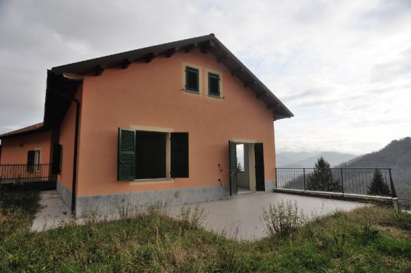 Villetta a schiera in vendita a Ceranesi, Gaiazza, Con giardino, 200 mq - Foto 38