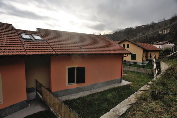 Villetta a schiera in vendita a Ceranesi, Gaiazza, Con giardino, 200 mq - Foto 40