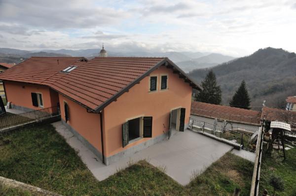 Villetta a schiera in vendita a Ceranesi, Gaiazza, Con giardino, 200 mq - Foto 45