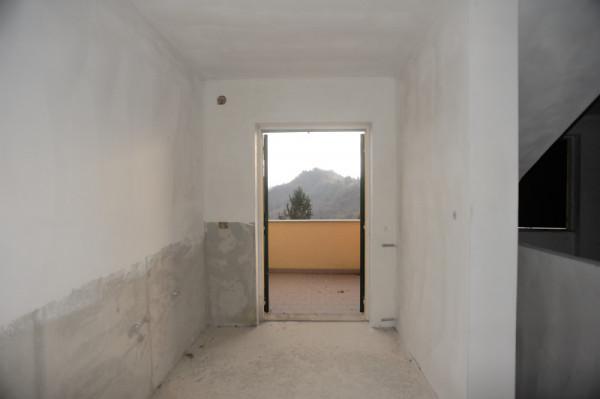 Villetta a schiera in vendita a Ceranesi, Gaiazza, Con giardino, 200 mq - Foto 27