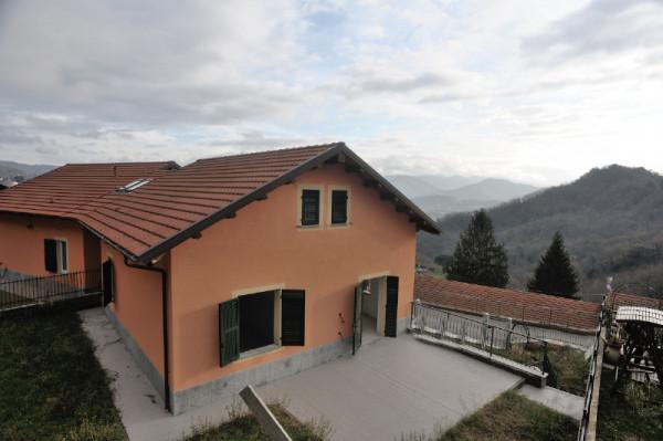 Villetta a schiera in vendita a Ceranesi, Gaiazza, Con giardino, 200 mq - Foto 41