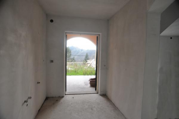 Villetta a schiera in vendita a Ceranesi, Gaiazza, Con giardino, 200 mq - Foto 30