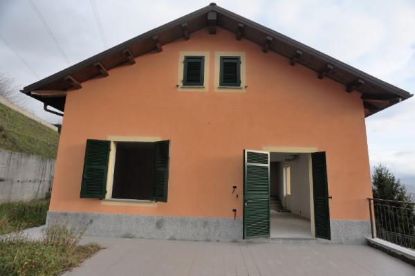 Villetta a schiera in vendita a Ceranesi, Gaiazza, Con giardino, 200 mq - Foto 36