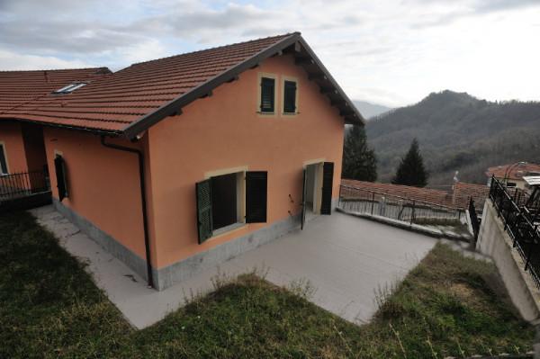 Villetta a schiera in vendita a Ceranesi, Gaiazza, Con giardino, 200 mq - Foto 39
