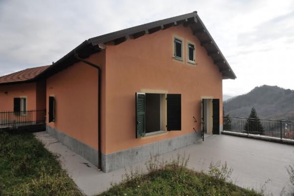 Villetta a schiera in vendita a Ceranesi, Gaiazza, Con giardino, 200 mq - Foto 42