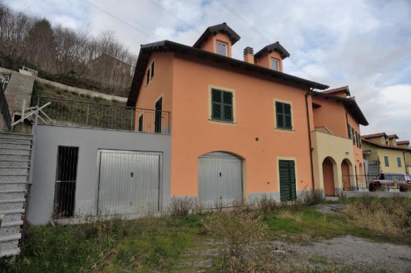 Villetta a schiera in vendita a Ceranesi, Gaiazza, Con giardino, 200 mq - Foto 1