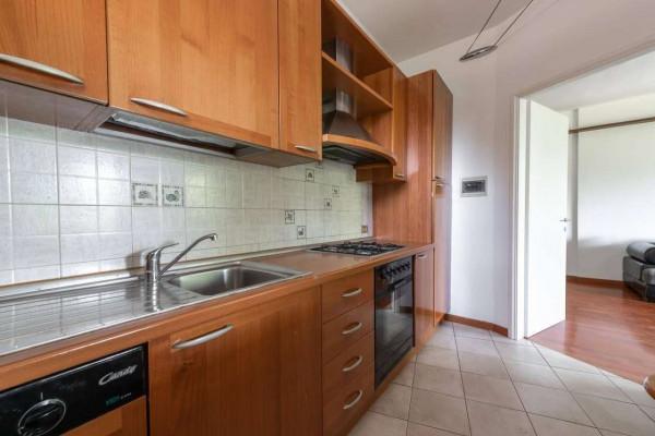 Appartamento in vendita a Peschiera Borromeo, San Felicino, Con giardino, 115 mq - Foto 19