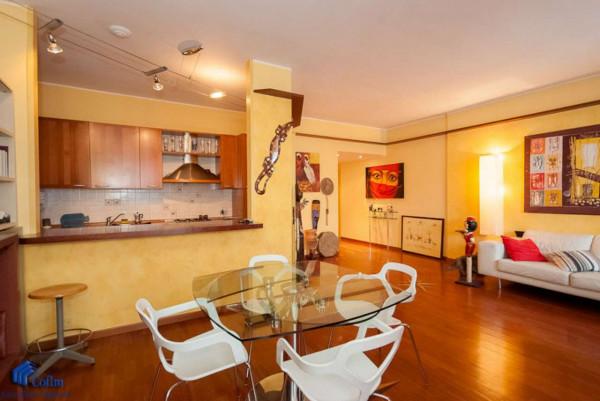 Appartamento in vendita a Peschiera Borromeo, San Felicino, Con giardino, 115 mq - Foto 25