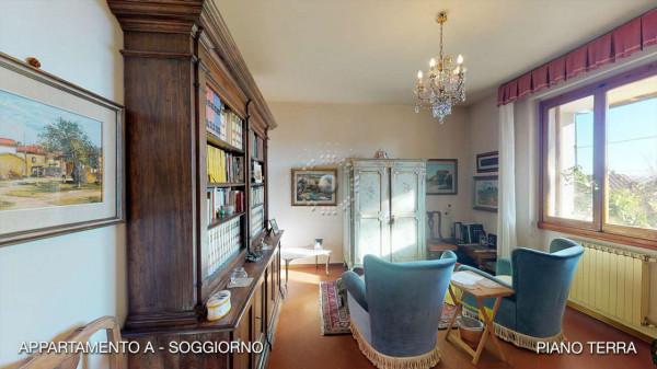 Villa in vendita a Vaglia, Con giardino, 362 mq - Foto 17
