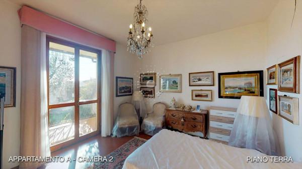 Villa in vendita a Vaglia, Con giardino, 362 mq - Foto 13