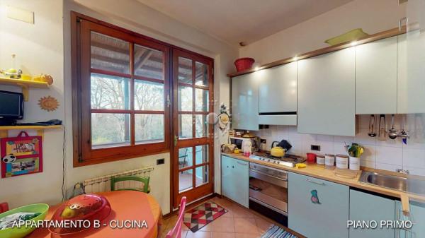 Villa in vendita a Vaglia, Con giardino, 362 mq - Foto 6