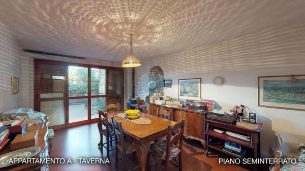Villa in vendita a Vaglia, Con giardino, 362 mq - Foto 12