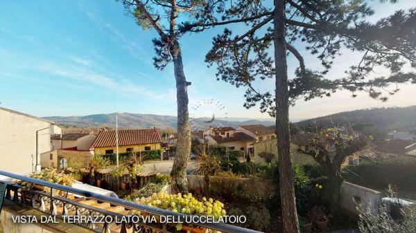 Villa in vendita a Vaglia, Con giardino, 362 mq - Foto 22