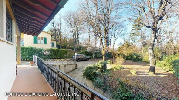 Villa in vendita a Vaglia, Con giardino, 362 mq - Foto 20