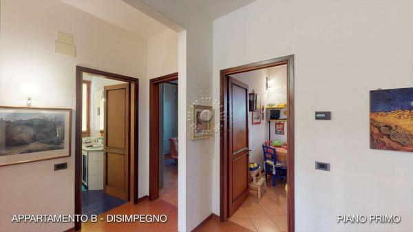 Villa in vendita a Vaglia, Con giardino, 362 mq - Foto 7