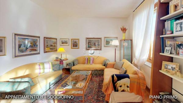 Villa in vendita a Vaglia, Con giardino, 362 mq - Foto 9