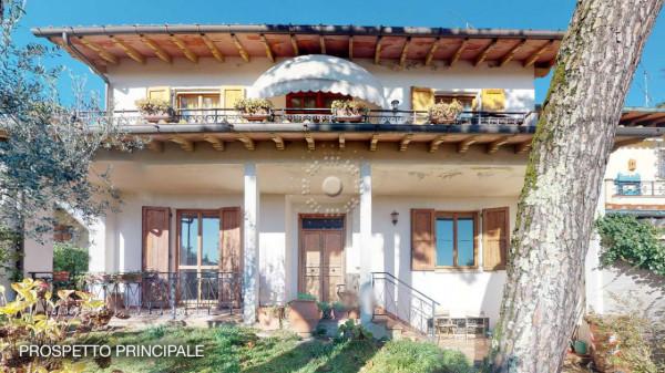 Villa in vendita a Vaglia, Con giardino, 362 mq - Foto 24