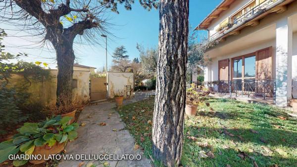 Villa in vendita a Vaglia, Con giardino, 362 mq - Foto 23
