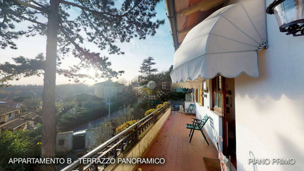Villa in vendita a Vaglia, Con giardino, 362 mq - Foto 11