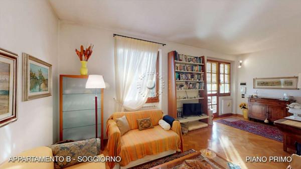Villa in vendita a Vaglia, Con giardino, 362 mq - Foto 8