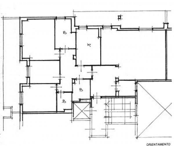 Appartamento in vendita a Roma, Torrino Nord, 150 mq - Foto 2