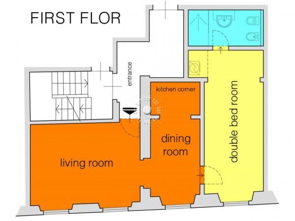 Appartamento in vendita a Firenze, 61 mq - Foto 4
