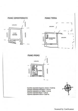 Appartamento in vendita a San Giustino, Uselle-renzetti, 70 mq - Foto 7