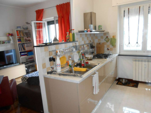 Appartamento in vendita a Genova, Adiacenze Ospedale Gaslini, 90 mq - Foto 39