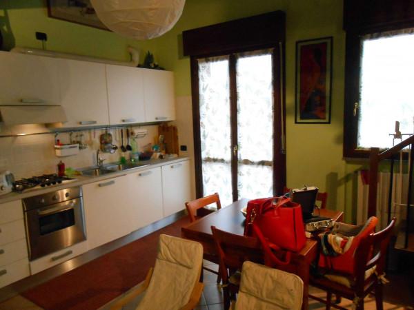 Appartamento in vendita a Boffalora d'Adda, Centrale, Con giardino, 73 mq