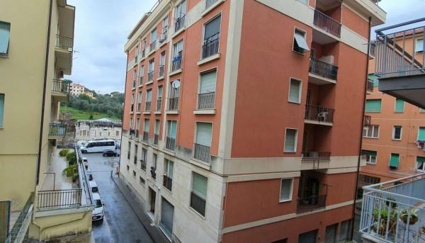 Appartamento in affitto a Chiavari, Centro, 80 mq