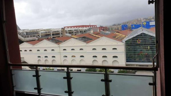 Ufficio in vendita a Genova, Adiacenze Centro Commerciali Fiumara, 77 mq - Foto 1