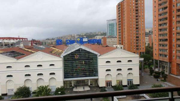Appartamento in vendita a Genova, Fiumara, Con giardino, 80 mq